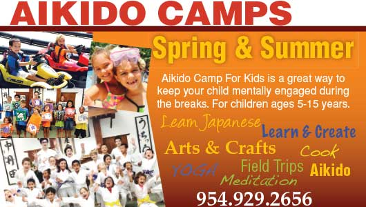 Martial Arts Kids Camps